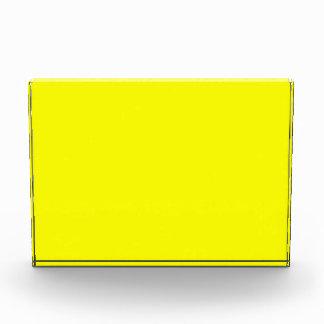 Simplemente amarillo