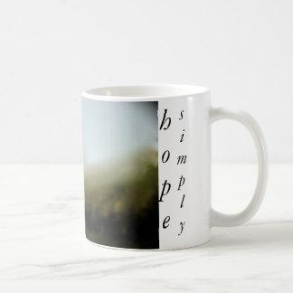 simplemente amor simplemente esperanza tazas de café