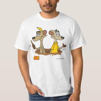 Simplemente camiseta de Meerkats