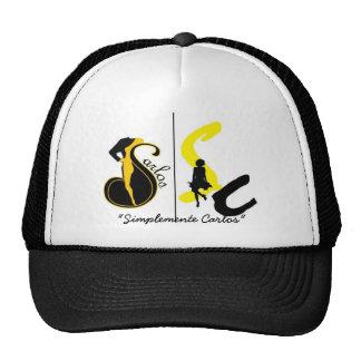 Simplemente Carlos Fashion Trucker Hat