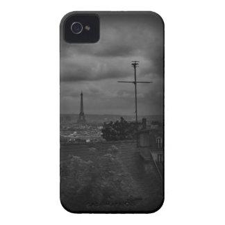 Simplemente caso del iPhone 4 de París Case-Mate iPhone 4 Carcasas