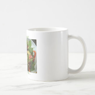 Simplemente ensalada taza