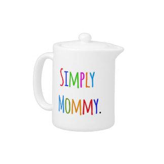 Simplemente mamá