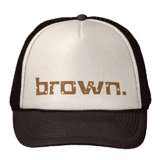 Simplemente marrón - para senador Scott Brown