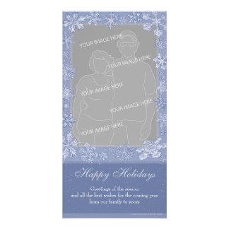 Simplemente opción vertical 1 de la tarjeta de la tarjeta personal