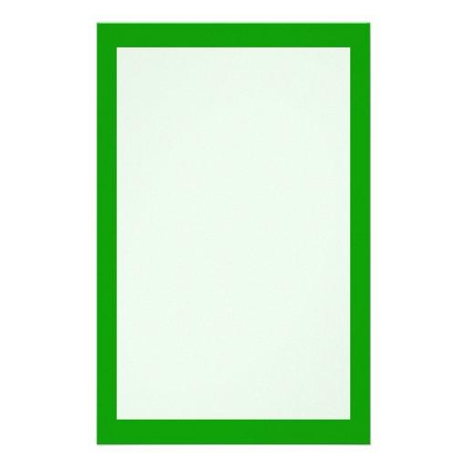 Simplemente verde  papeleria de diseño