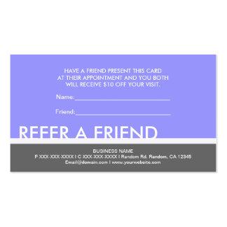 Simples grises del bígaro refieren tarjetas de enc plantilla de tarjeta de negocio