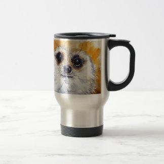 Simples! Meerkat Travel Mug