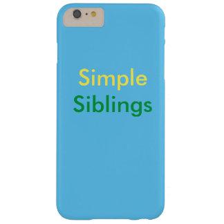 SimpleSiblings (iPhone 6s Plus) Phone Case | Ellie