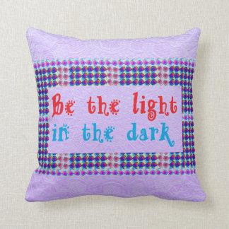 Simplex Knit Fabric Throw Pillow designs by Navin
