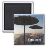 Simplicidad Iman De Nevera