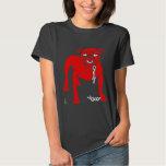 Simplicissimus Bull Dog Vintage Cartoon T Shirt