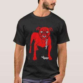 Simplicissimus Bull Dog Vintage Cartoon T-Shirt