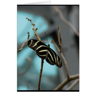 simplicity ~ 2009 butterfly series ~ note card