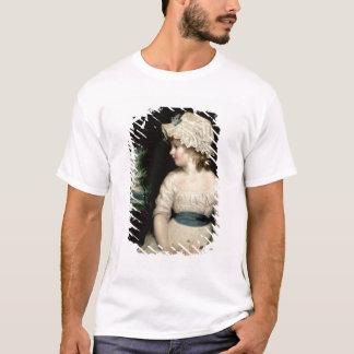Simplicity - A Portrait of Miss Theophilia Ghatkin T-Shirt