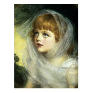 Simplicity and Innocence, 1900 Postcard