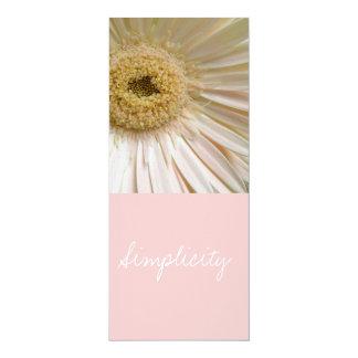 Simplicity Bookmark 4x9.25 Paper Invitation Card