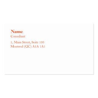 Simplicity Card Business