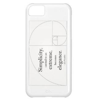 Simplicity iPhone 5 case