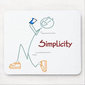 Simplicity Mousepads