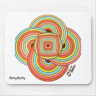 Simplicity Mousepad