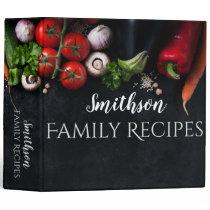 Simplicity Veggies Recipe Binder