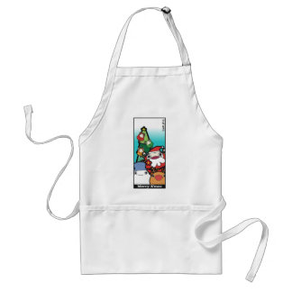 SiMPLiFi Christmas Products Adult Apron