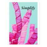 Simplify Post Cards