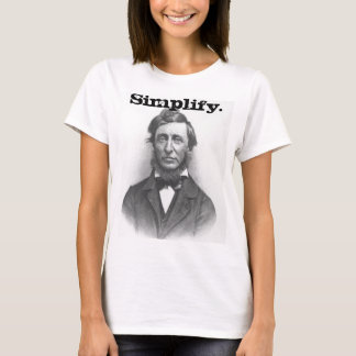 Simplify. T-Shirt
