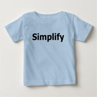 """Simplify"" T-Shirt"