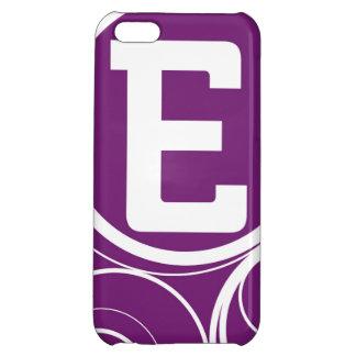 Simplistic Circles - E iPhone 5C Covers