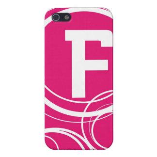 Simplistic Circles - F Case For iPhone SE/5/5s