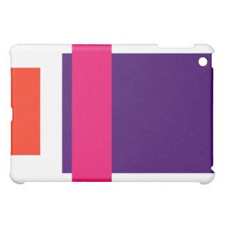 Simplistic Decisive Design iPad Mini Covers