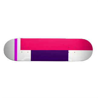 Simplistic Decisive Design Skate Deck