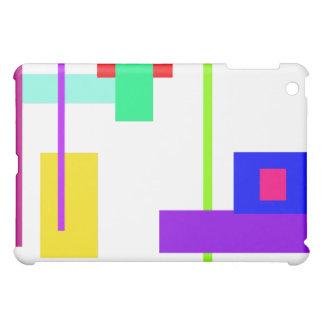 Simplistic Minimal Art Design iPad Mini Case