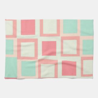 Simplistic Patterns Hand Towel