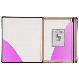 Simplistic Triangle iPad Cover