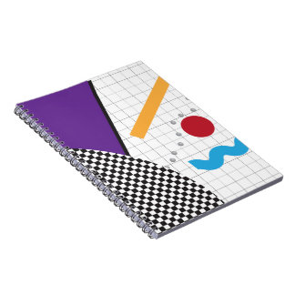Simply 80s notebook