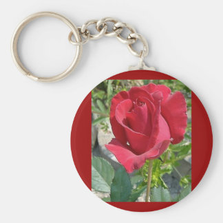 Simply A Rose Keychains