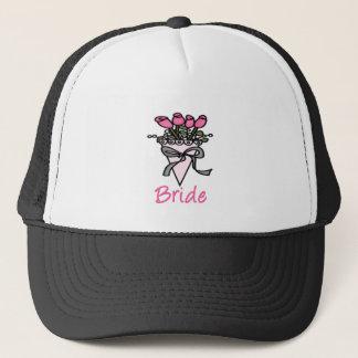 Simply Adorable Bridal Bouquet Trucker Hat