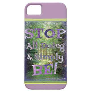 Simply BE iPhone 5 Cover