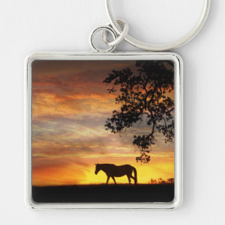 Simply Beautiful Horse Key Chain