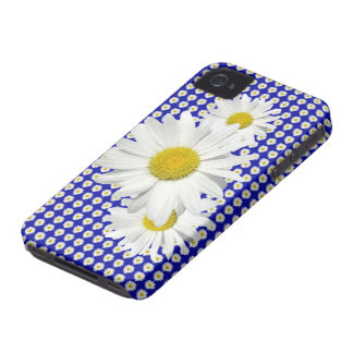 Simply Beautiful White Daisies iPhone 4 Covers