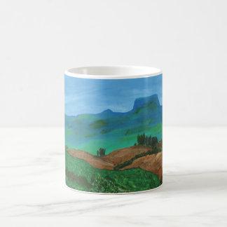 Simply Beauty in Landscape Coffee Mug