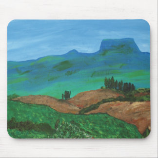Simply Beauty in Landscape Mouse Pad