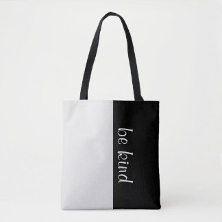 Simply colors LIGHT GREY & your Text Tote Bag
