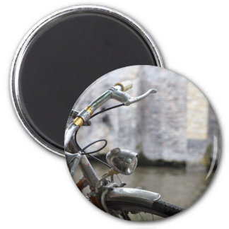 Simply Cycle 2 Inch Round Magnet