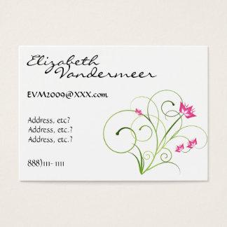 Simply Elegant Business - SRF Business Card