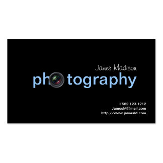 Simply Elegant Photogrpahy Business cards with QR
