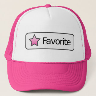 "Simply ""Favorite"" Hat"